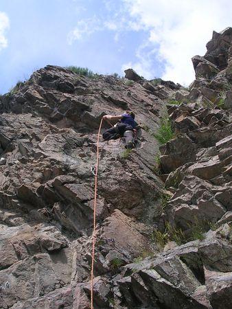 Gîte de 12 personnes en Creuse - Escalade rocher de Jupille