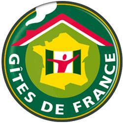 Gîte de 12 personnes en Creuse - Logo Gîtes de France
