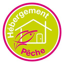 Gîte de 12 personnes en Creuse - Logo Pêche