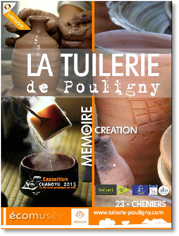 Gîte de 12 personnes en Creuse - La Tuilerie de Pouligny