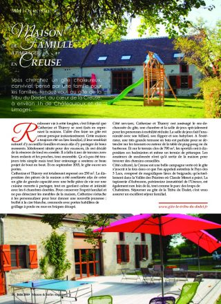 HOUSE & GARDEN magazine June 20…