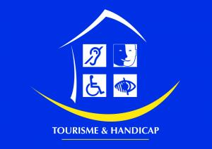 Cottage 12 people in Creuse - Logo Tourism and Handicap